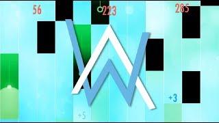 Faded - Alan Walker - Piano Tiles 2 Mod