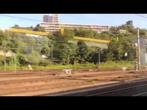 France - Train - Paris - Lourdes