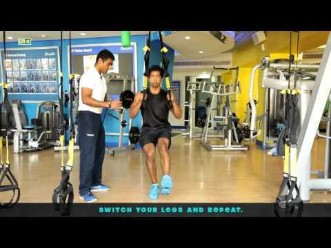 HINDI: Best TRX Training Routine & TRX Exercises List