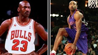 Who Was More Impactful In The Dunk Contest? Michael Jordan Or Vince Carter