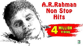 A R Rahman Non Stop Hits | Audio Jukebox | AR Rahman Songs Tamil Hits