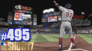 CLINCHING THE DIVISION! | MLB The Show 17 | Road to the Show #495