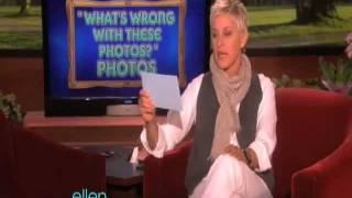 The Ellen Degeneres Show Whats Wrong with These Photos Collection