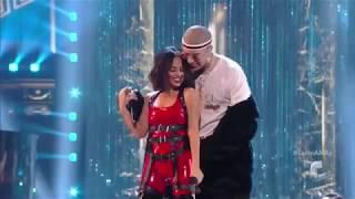 Mayores - Becky G & Bad Bunny (Latin American Music Awards 2017)