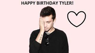 Happy Birthday Tyler Joseph!