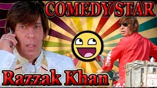 Comedy King Razak Khan Comedy Scenes