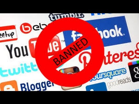 Election Commision of Pakistan Bans FACEBOOK