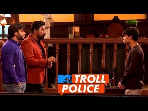 MTV Troll Police - 18th March  2018   Rannvijay Singha as a Host   Karan Patel