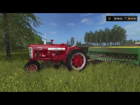 Farm Sim Saturday even larger field and new mods