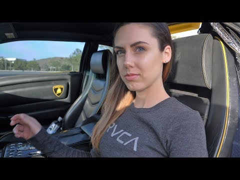 Is it easy to learn Manual on a Lamborghini?
