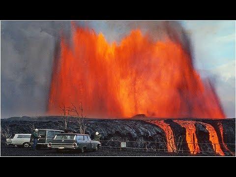 WOW! Huge Hawaii Kilauea Volcano Lava Eruption Just Produced Matrix Glitch In Reality! WOW
