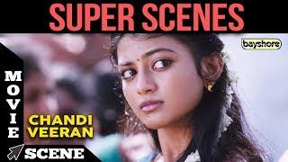Chandi Veeran - Super Scene 7 | Atharvaa, Anandhi, Lal