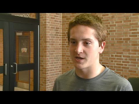 Kyle Kresl full interview on signing with Mount Union swimming