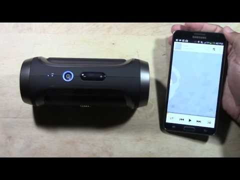 JBL Charge - How to Pair with an Android Phone​​​ | H2TechVideos​​​