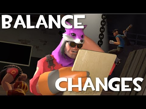 TF2: Reaction to Balance Changes #453,890,012