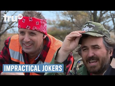Impractical Jokers - Murr Hunting (Punishment) | truTV