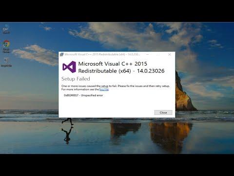 FIX api-ms-win-crt-heap-l1-1-0 dll is Missing in Windows 10