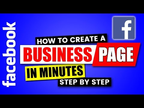 How To Make A Facebook Page For Your Business