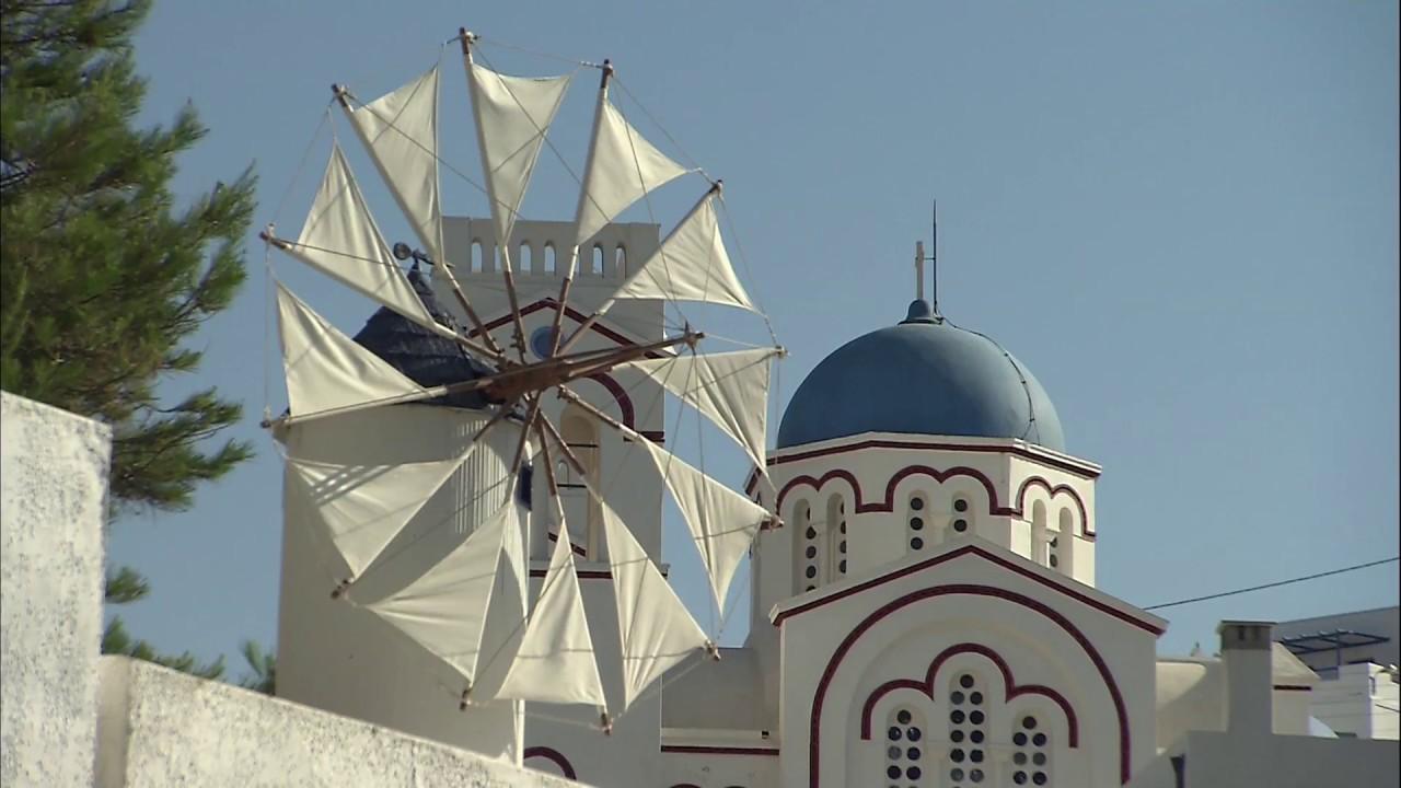 A la découverte de l'île d'Amorgos (Grèce - Cyclades)