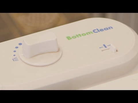Affordable Non-electric Bidet - Bottom Clean