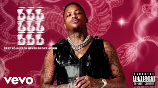YG - 666 (Audio) ft. YoungBoy Never Broke Again