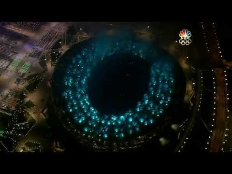 1080P Beijing 2008 Olympic Opening Ceremony-NBC FULL VERSION