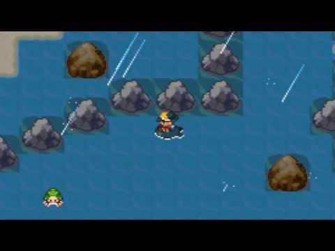 Pokémon Shiny Gold Sigma n°94 Lugia sans masterball ?