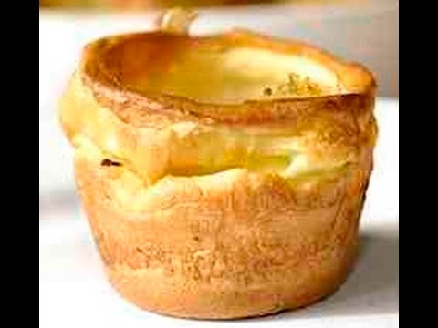The Original and Best Yorkshire Pudding Recipe