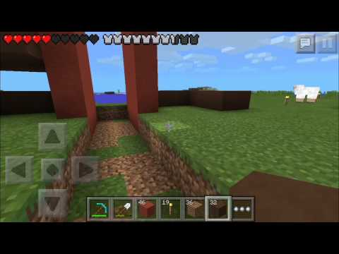 MCPE [0.9.0/0.9.5] Let's Play - S2 Ep.21 - Modern House