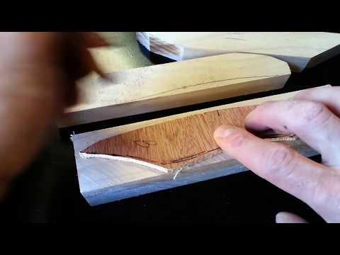 Bamboo Deflex Recurve - Advanced DIY Kit Primitive/Traditional Archery