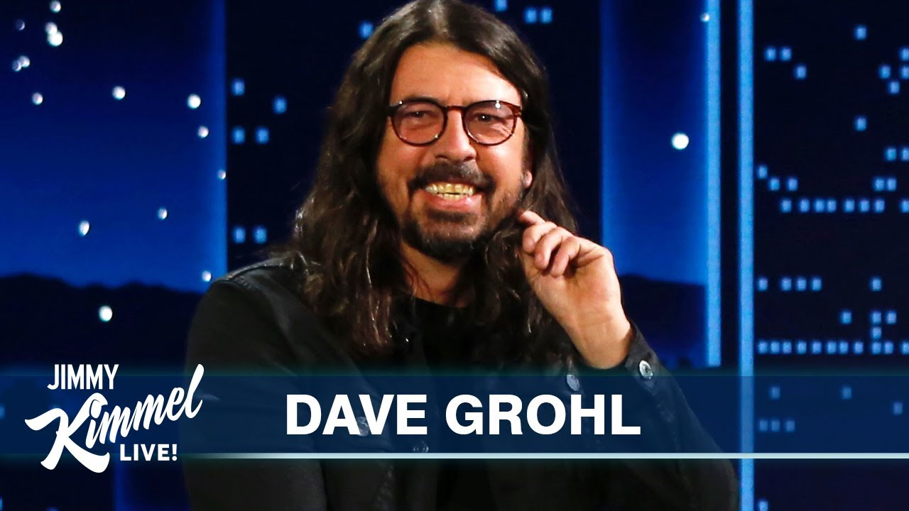 Dave Grohl on Touring in a Van, Interviewing Rock Stars & Performing with His Daughter