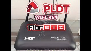 how to change your PLDT HOME FIBER ROUTER wifi password