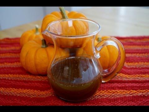 Pumpkin Spice Syrup: Recipe (How To) Make It - For Pancakes -Diane Kometa-Dishin' With Di Recipe #13