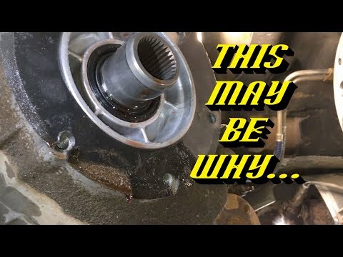 Ford 4x4 Vehicles With Low Transmission Fluid and No Leaks: Check This First!