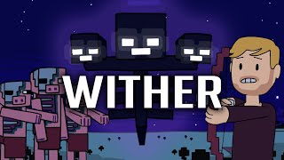 THE WITHER - PewDiePie Minecraft Animated