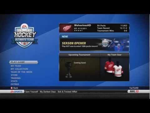 NHL 13 | EA Logic: Win=Loss | TacTixHD