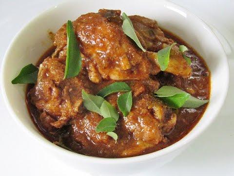 Kerala Chicken Curry Recipe | Kerala Recipes | Nisa Homey