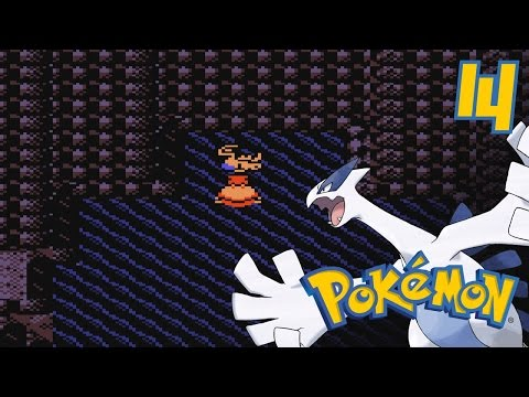 Let's Play: Pokemon Silver Version! (Part 14 - Catching Lugia!)