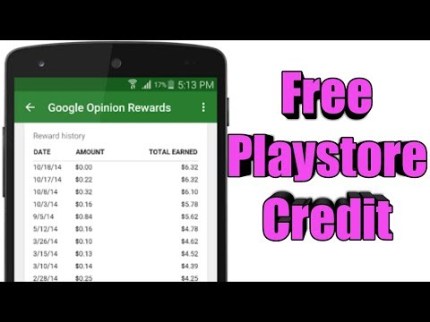 Google Opinion Rewards Now In India   How To Get FREE Playstore Credits {Hindi}