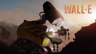 Sad Piano Music - WALL•E (Original Composition)