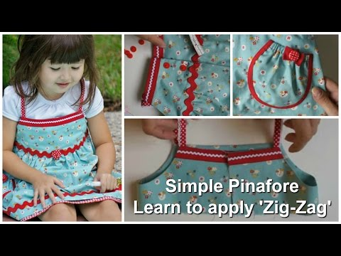 How to sew a Sun Dress - Step by Step Tutorial (Natalie Pattern)