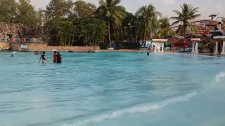 AMAZING FAMILY Wet-O-Wild, WAVE POOL AT NICCO PARK, KOLKATA, INDIA