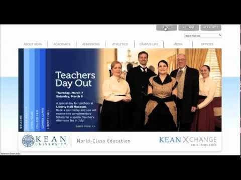 How To Set-up Your Kean University Email For An iPhone.
