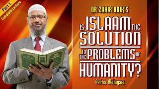 Is Islam The Solution For The Problems Of Humanity