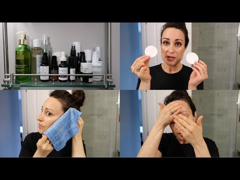 Updated (Eco) Skincare Routine // Dealing with Skin Changes (Episodic Dryness/Dehydration/Eczema)