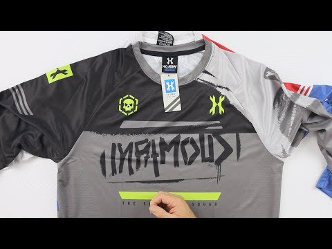 HK Army DryFit Practice Paintball Jersey - Review