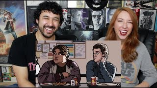Spider-Man: Homecoming Trailer Spoof - TOON SANDWICH REACTION!!!
