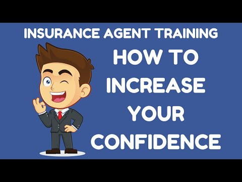 How to Increase Your Confidence in Insurance Sales by Don Howe