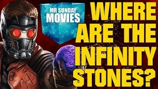 Download THE AVENGERS: INFINITY WAR - Where (& What) Are The INFINITY STONES? Video
