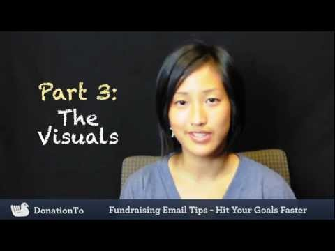 Fundraising Email Tips Part 3 | Online Donations | Online Charity | Online Giving